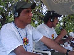 Nelson Arana y Ottoniel Aquino