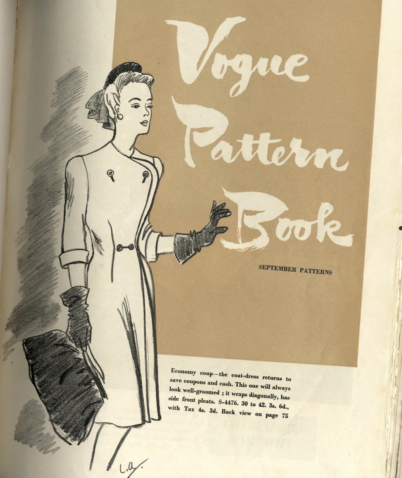 fashion wonderland 1940s vogue