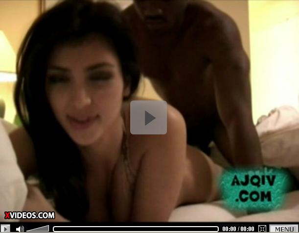 Kim Kardeshian Sexo Anal el negro la folla por el culo Sex Tape Video Porno ...