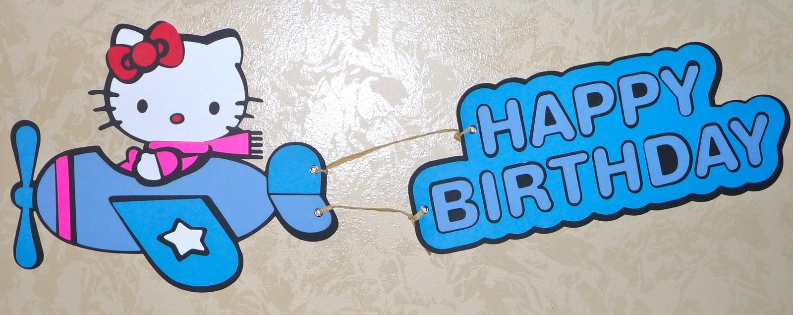 Jenny K Scrappinaddict Flaunt It Fridays Hello Kitty Blog Hop