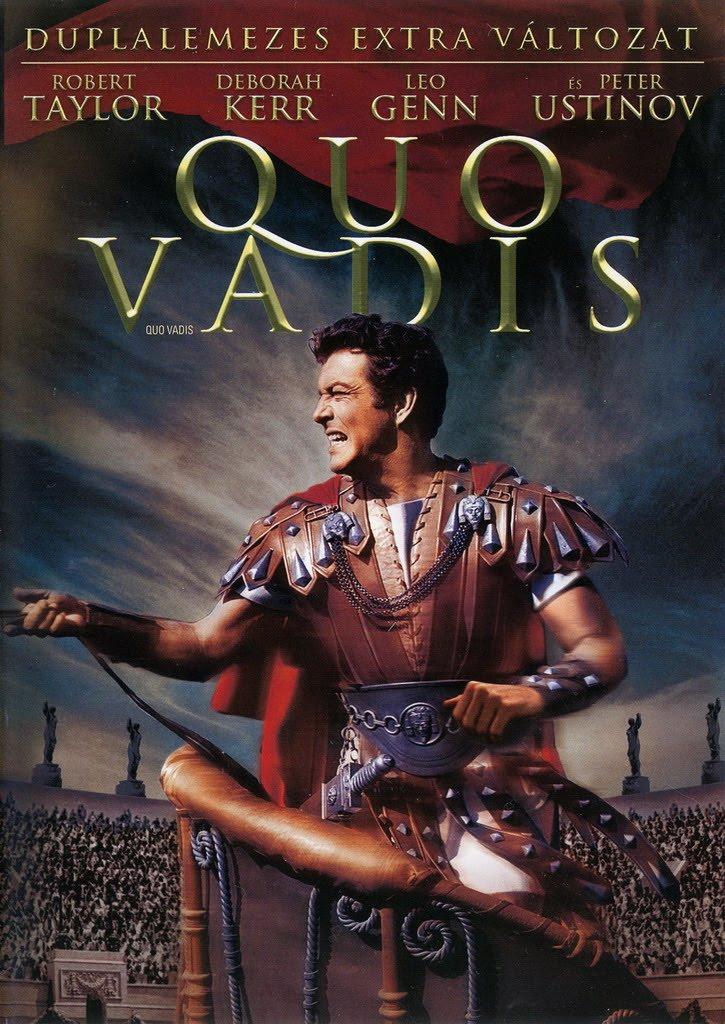Quo Vadis Movie 1951