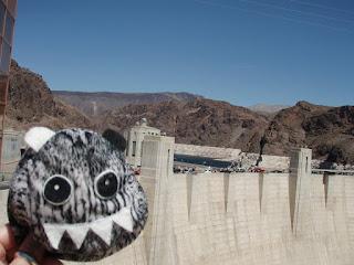 Minimal? at Hoover Dam