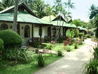 Thailand diving package - Eden Bungalow Resort