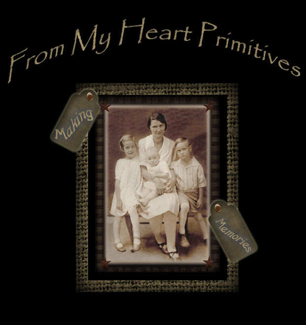 From My Heart Primitives