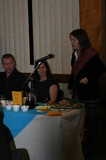 Doon academy news february 2009 for Burns supper order of service
