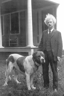 you would stay out and your dog would go in  quot - Mark Twain  A BiographyMark Twain Quotes Dog