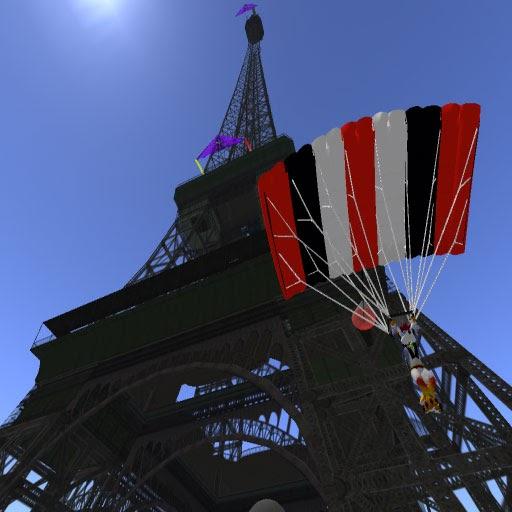 Booville skydiving blog grand prix de la tour eiffel - Monter a la tour eiffel prix ...