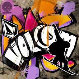 Buzz Graffiti  Playdo graffiti alphabet volcom inc   Graffiti Graphic
