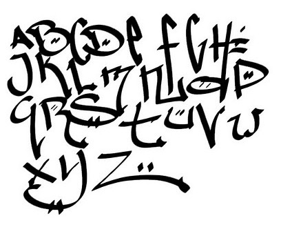 Calligraphy Style In The Application Of Graffiti Letters A Z Can Make Reference To Write You Name With Excellent Facilities And Beautiful Letter