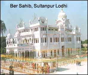 Gurdwara Ber Sahib Picture