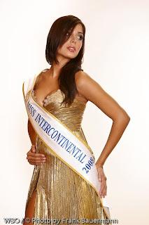 Miss Intercontinental 2008 Photoshoot