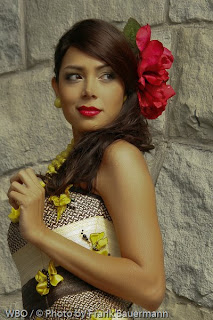 Miss Intercontinental 2008 Cristina Carmago's Photo
