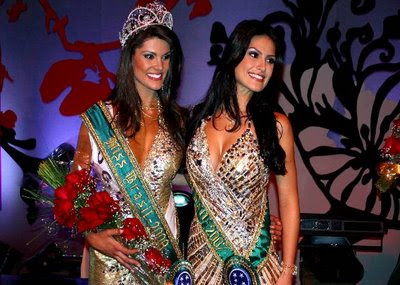Melanie Nunes - Miss Brazil 2007 Runner-up