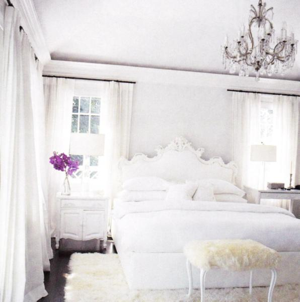 Chic Beautiful Life: Classic & Timeless White Rooms
