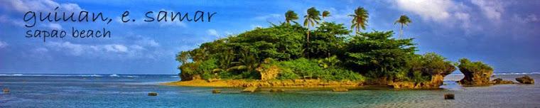 guiuan, eastern samar