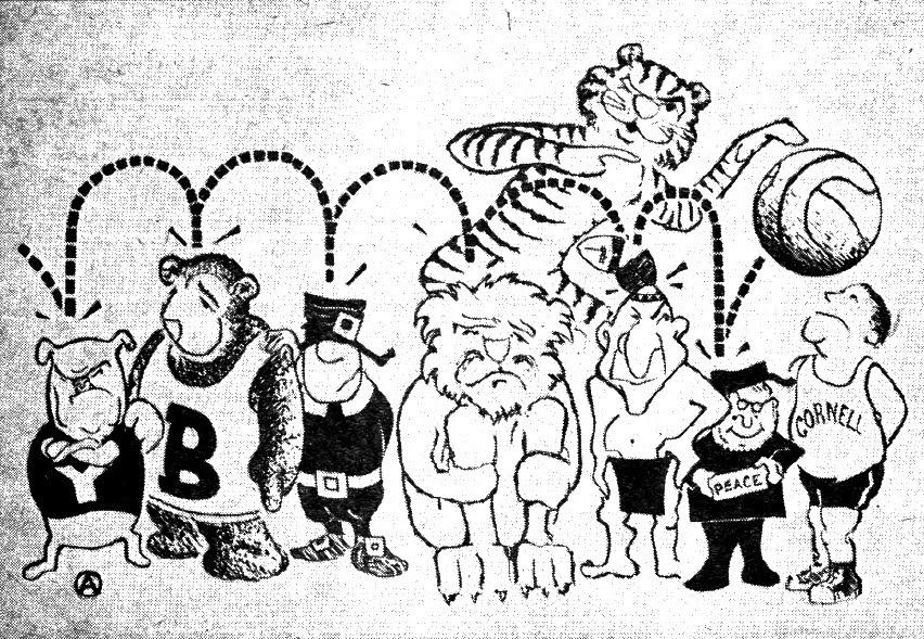 The above cartoon illustration