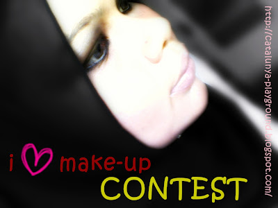 i love makeup contest