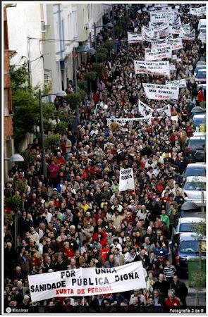 13 de maio do 2010: 20.000 persoas prol o noso Hospital