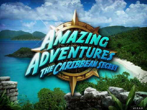 Amazing Adventures 3 The Caribbean Secret v1.0 | PC mini games 2010