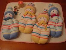 Muñecos blanditos