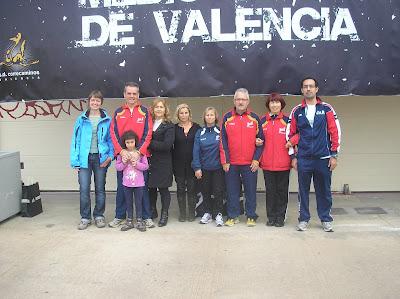 XX MEDIA MARATON DE VALENCIA 2010