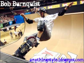 Bob Burnquist,ranking skateboard,dc