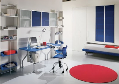 Kid's Furniture Decoration Room Ideas from Mariani