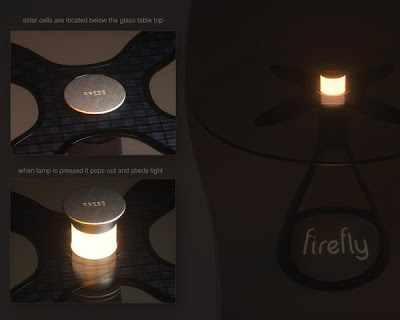 Firefly Innovation Table Design