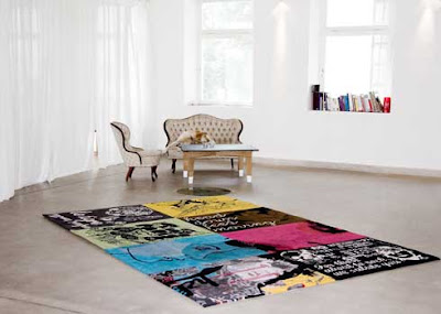 Contemporary Rugs HZL