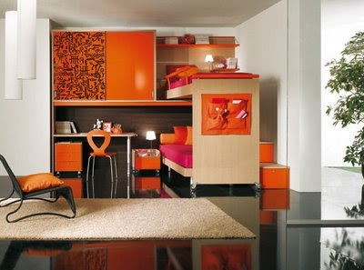 Childrens Bedroom on The Contemporary Children S Bedrooms Secret Is Not The Size Of The