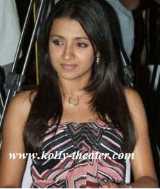 trisha marriage