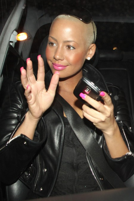 amber rose long hair. amber rose with hair pics. amber rose long hair. amber