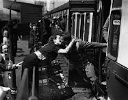Y sonó entre tu y yo el silbato del tren ...