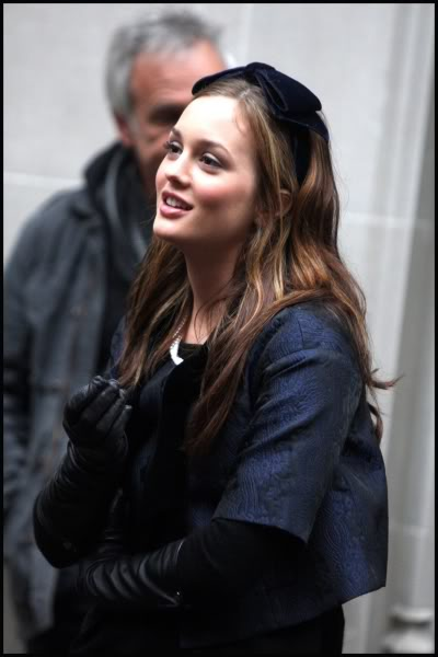 jennifer leigh spisso  the blair waldorf trend