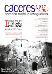 I JORNADAS DE HISTORIA MILITAR