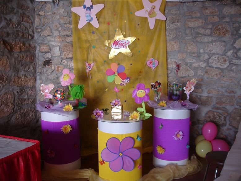 decoracao festa winx:Tudo Festa: Festa Winx