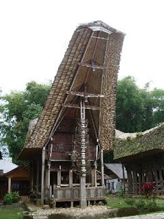 house cultural heritage tana toraja