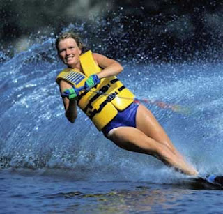 water skiing, watersport, bali, tanjung benoa