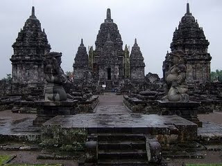 Prambanan-candi sewu