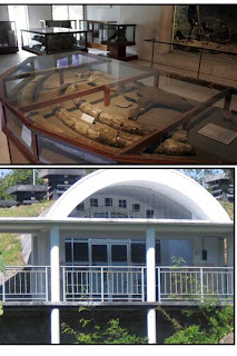 ancient human archeology at sangiran museum