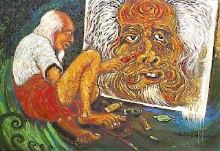 lukisan affandi