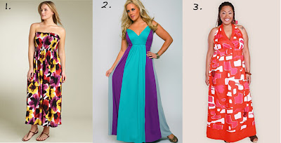 plus size dresses glam