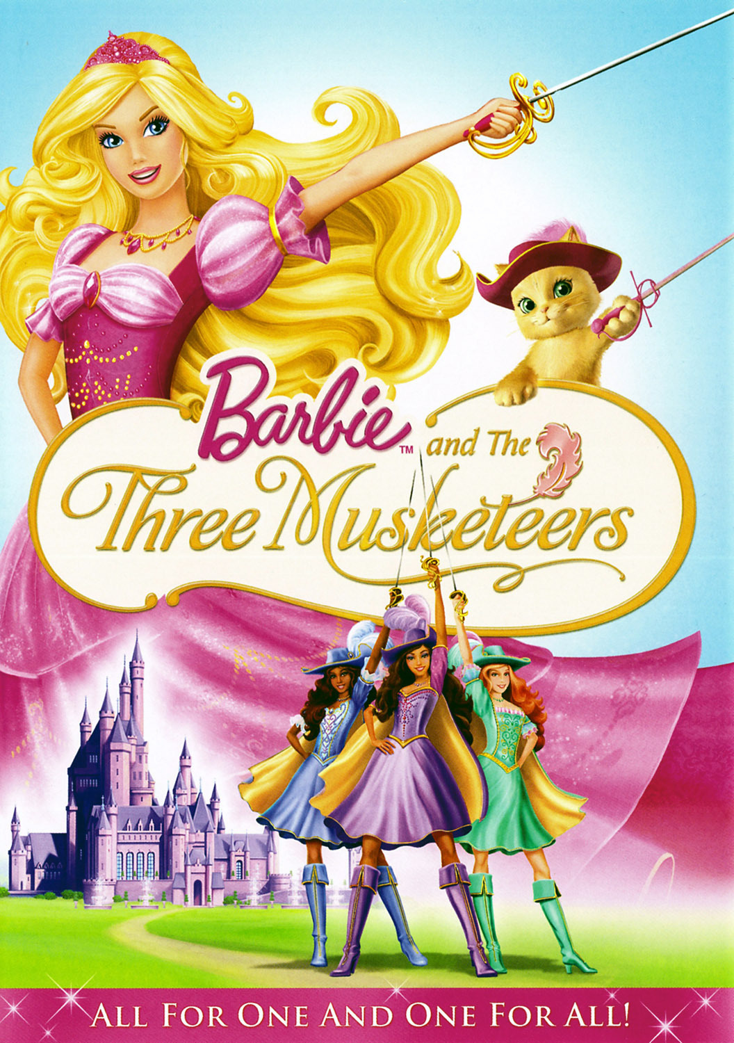 Cranky Movie: Barbie and The Three Musketter