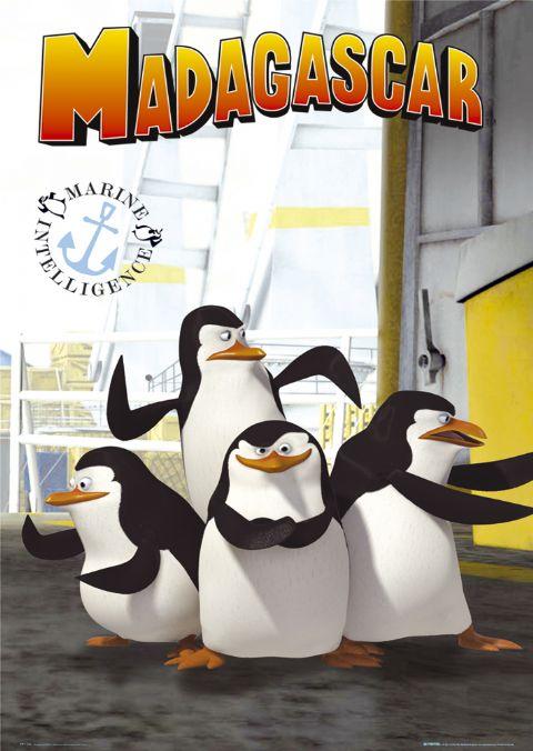 gambar The Penguins Of Madagascar