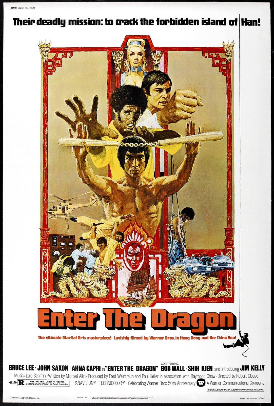Lee Enter Bruce Lee Enter The Dragon