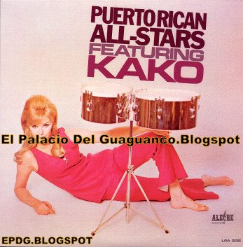 Kako And His Orchestra Sock It To Me Latino