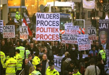 Wilders trial 1