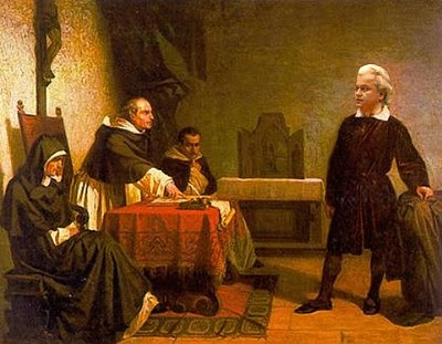 Geert Wilders as Galileo