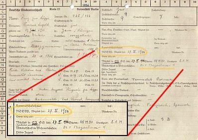 Prince Bernhard's ID Card 1