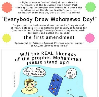 Draw Mohammed Day